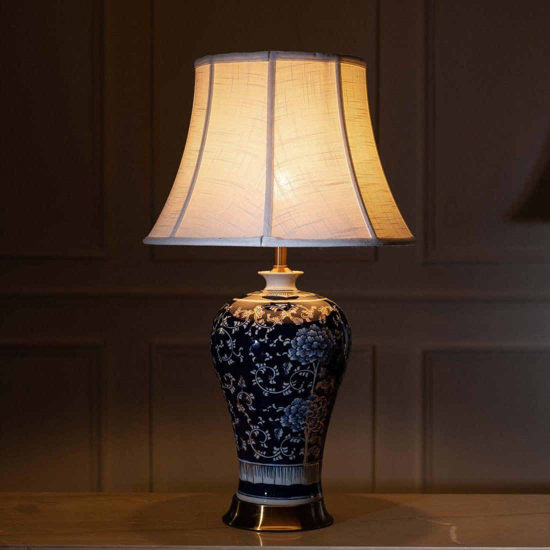 Decadent Ceramic Table Lamp Lamp Table Lamp Study Lamps