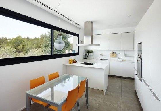 Diseño de casa de dos pisos con piscina, tiene una hermosa ...