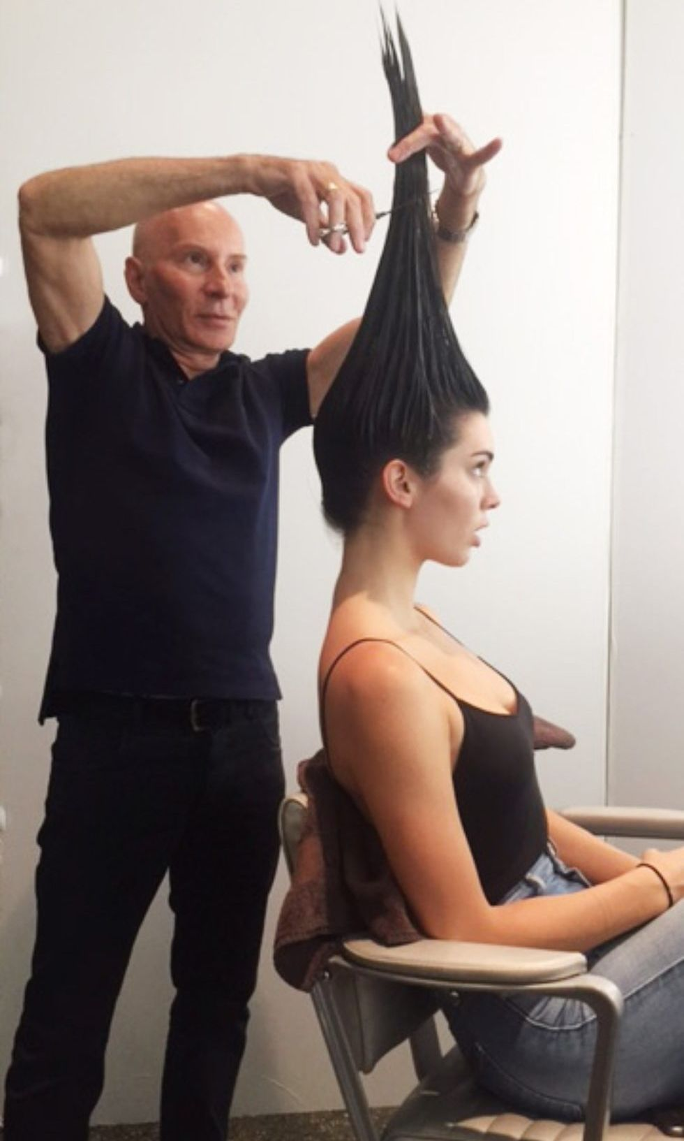 How To Style Your Bob Like Kendall Jenner  Kendall jenner short