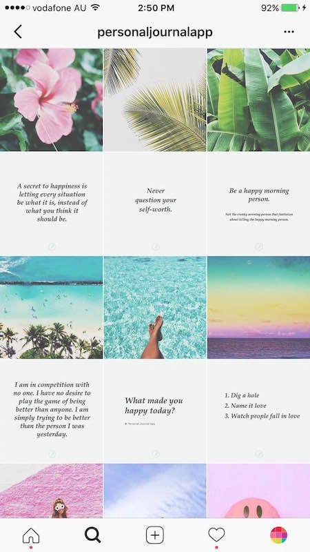 6 Photo Grid Instagram