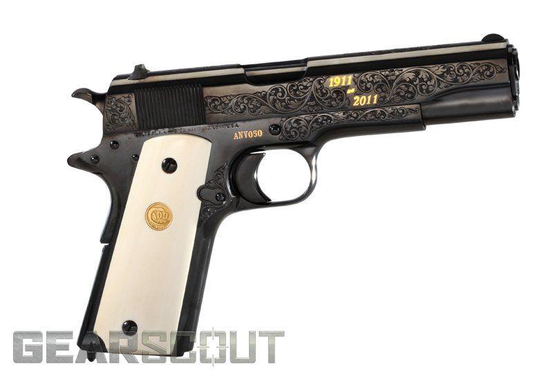 Marines Select Colt's New 1911 Pistol - News - POLICE Magazine