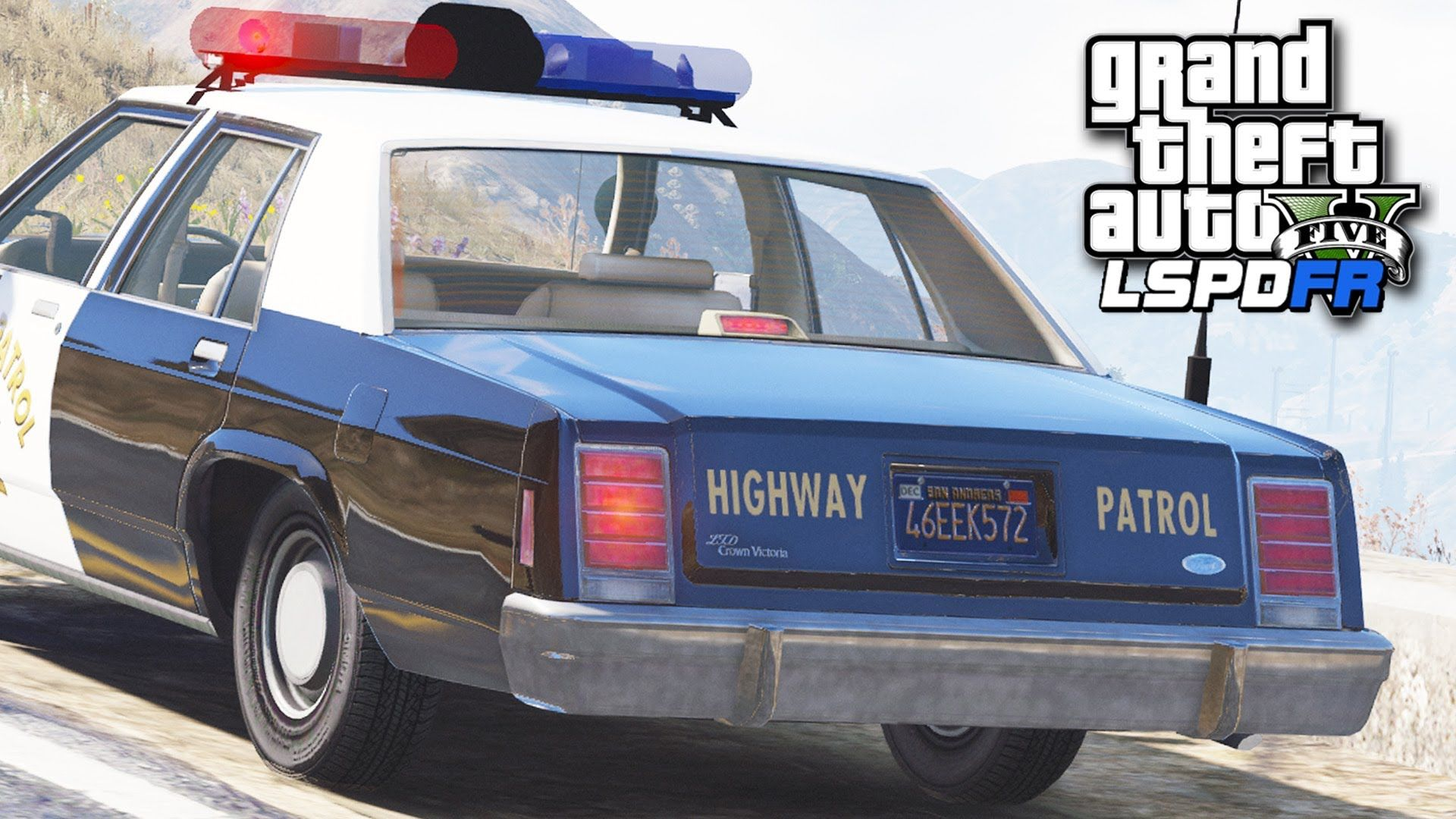 GTA 5 LSPDFR Live! SP #142 - Future Cars (Jeff) | LSPDFR/GTA