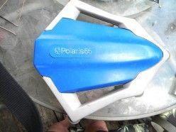 How To Troubleshoot And Repair A Polaris 65 Or Turtle Vac Sweep Pool Vacuum Pool Vacuum Polaris Pool Cleaner Pool Cleaning
