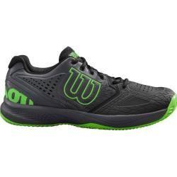 Mens tennis shoes  Wilson Kaos Comp 20 mens size 42 outdoor tennis shoes in gray WilsonWilson