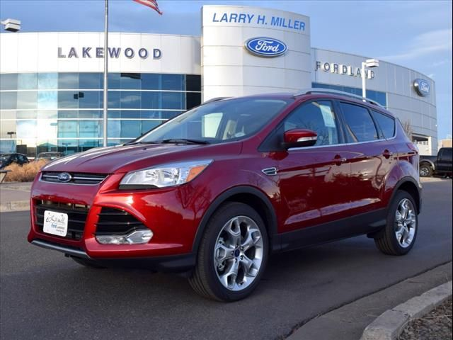 2015 Ford Escape Titanium Ford Escape Fordlakewood With