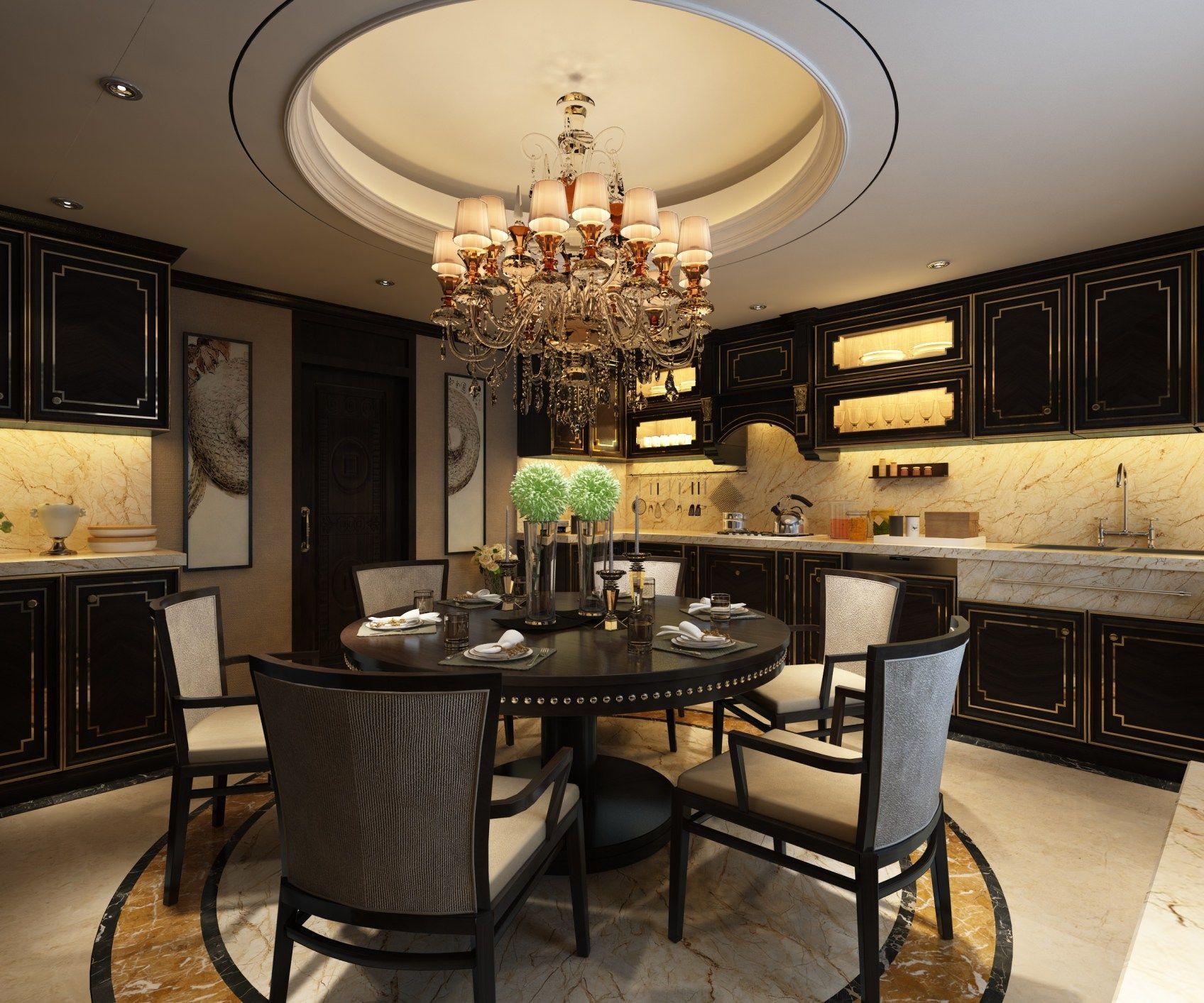 Artstyle Mimarlık ev dekorasyonu villa dekorasyonları mutfak
