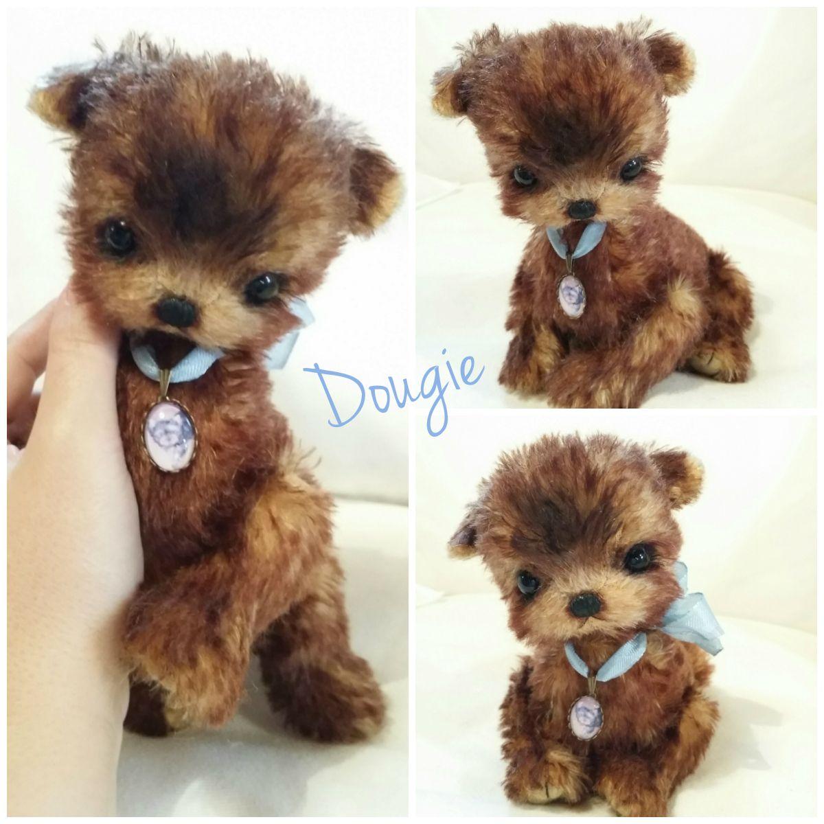 Yorkshire Terrier Baby ♡ Dougie ♡ Www.Teddy-Manufaktur.de Huhuuu ...