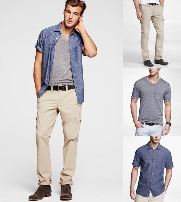46404becb597d5 Three ways of wearing T-shirts with Nicolas from Kinowear ...