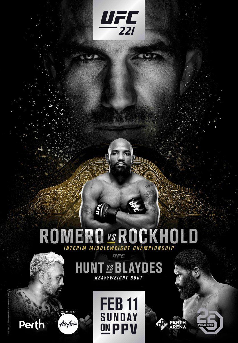 Pin de liupeng em UFC Fightcard Posters Ufc, Artes