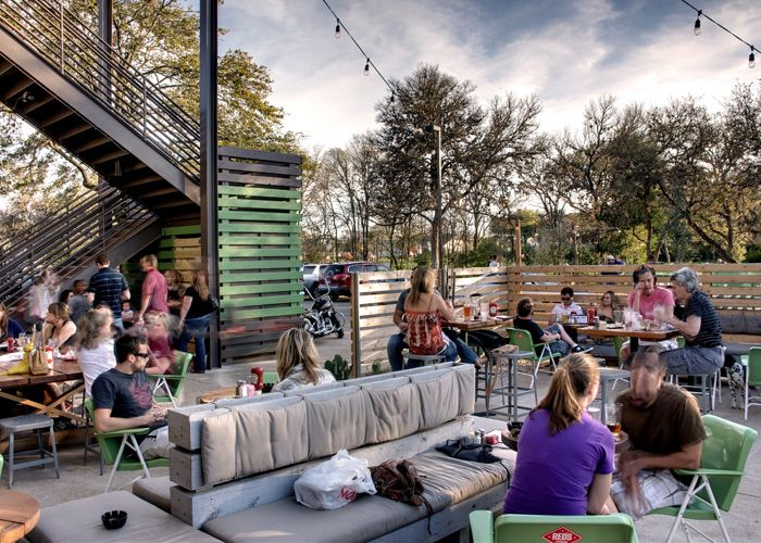 Excited to try out Red's Porch (Austin) North austin