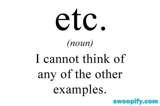 True Meaning Of ETC