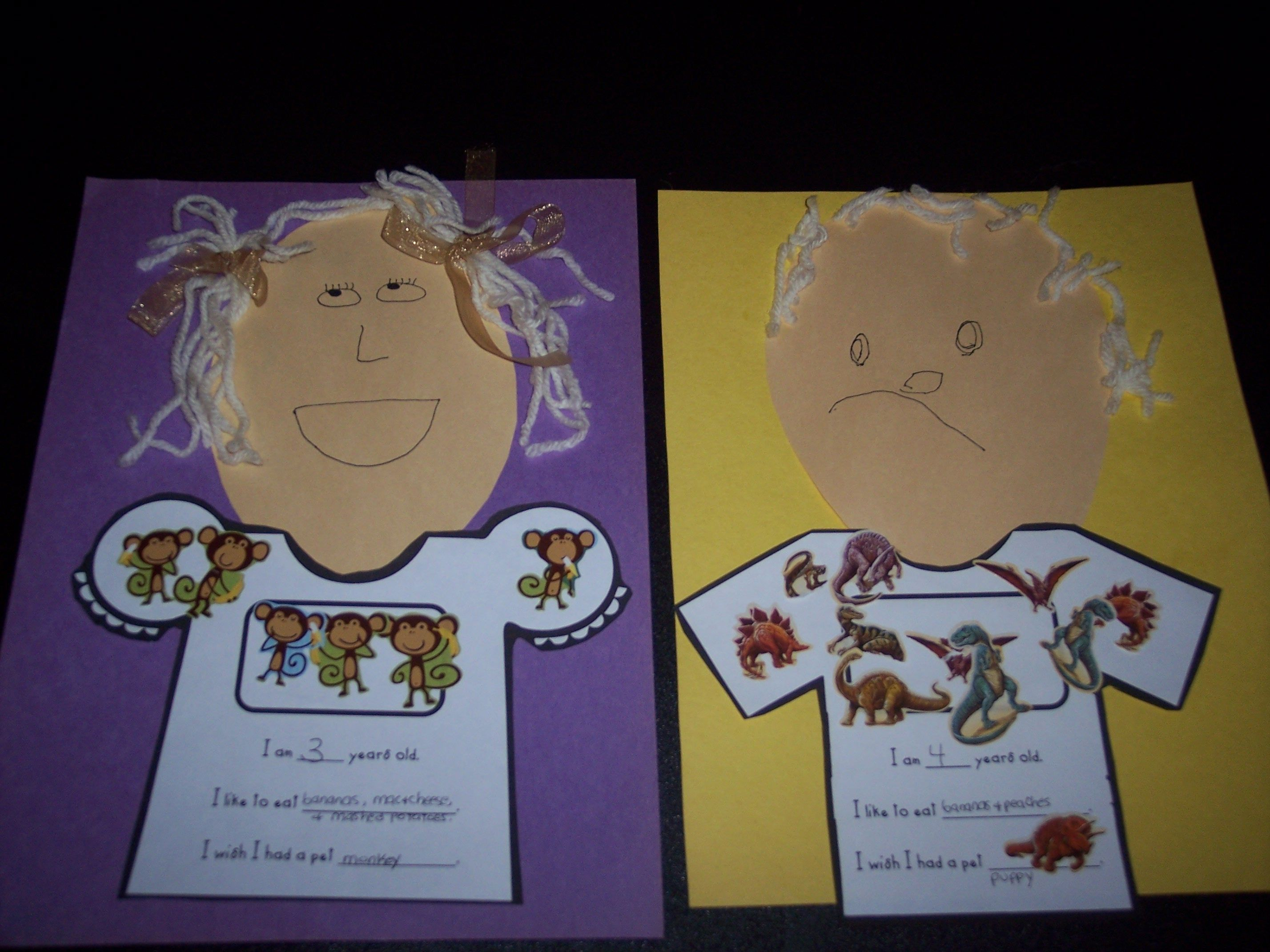 first day of preschool craft ideas day of preschool craft activities leave a reply 7725