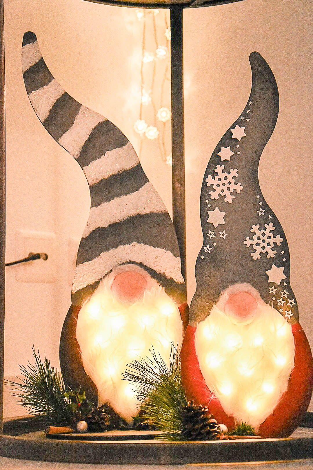 DIY - Weihnachtszwerge - Bienchenweb - Weihnachten