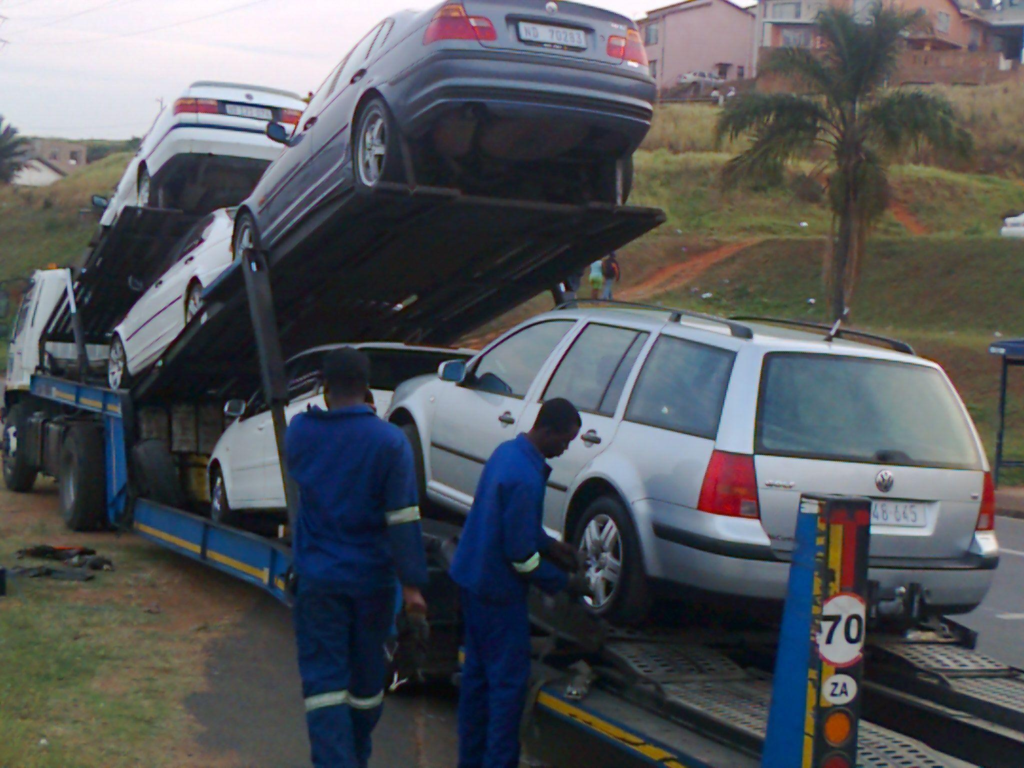 Pretoria (CBD) in IGauteng Pretoria, Africa, Car buyer