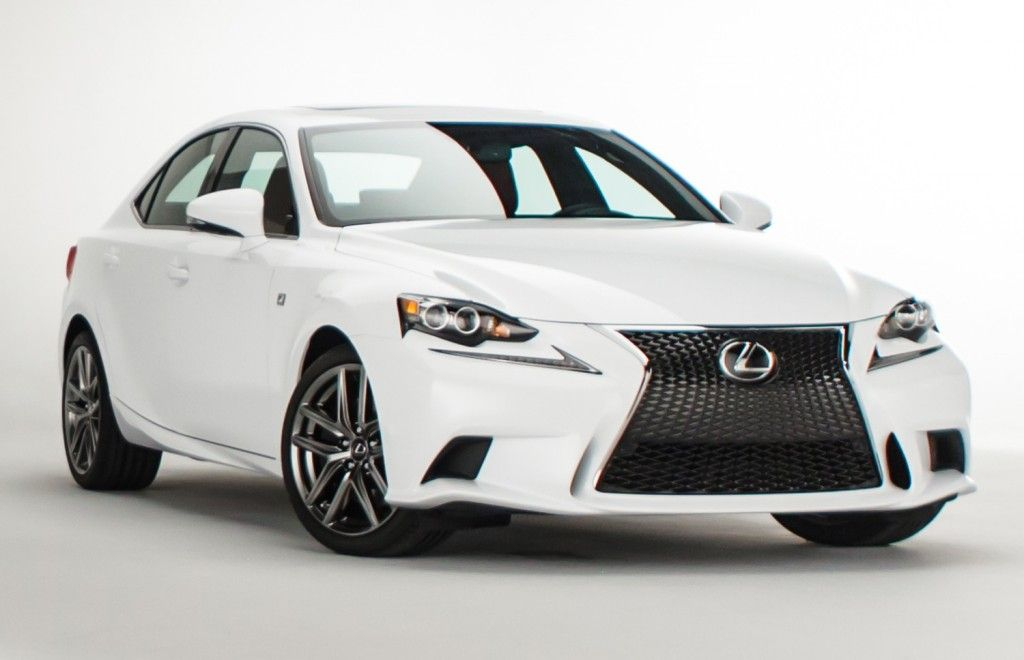 2014 Lexus IS Sedan Road trip car, Best road trip cars