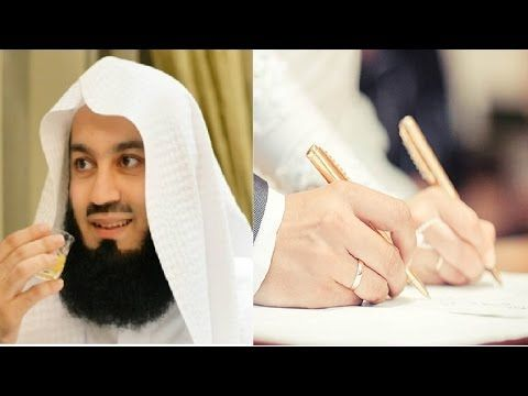 Right Age For Marriage Hijab -- Mufti Menk 2016 - YouTube