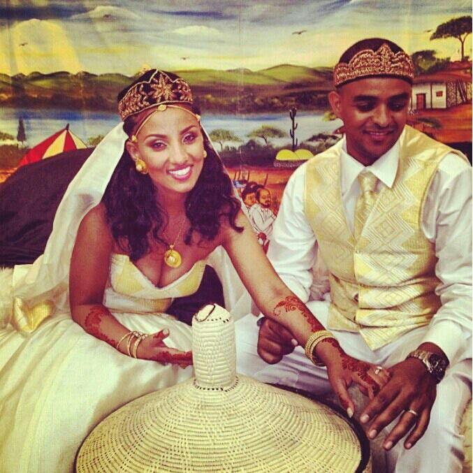 Ethiopian Bride 59