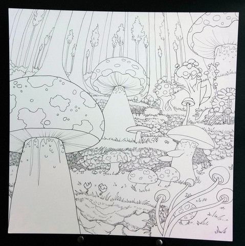 Peak Inside Legendary Landscapes A Coloring Book Journey Available At