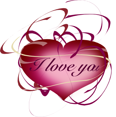 i love you clip art free valentine clipart i love you deep pink rh pinterest ca  free download i love you clipart