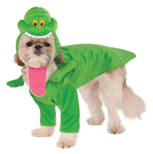Ghostbusters Slimer Pet Costume Size X Large Pet Costumes Pet