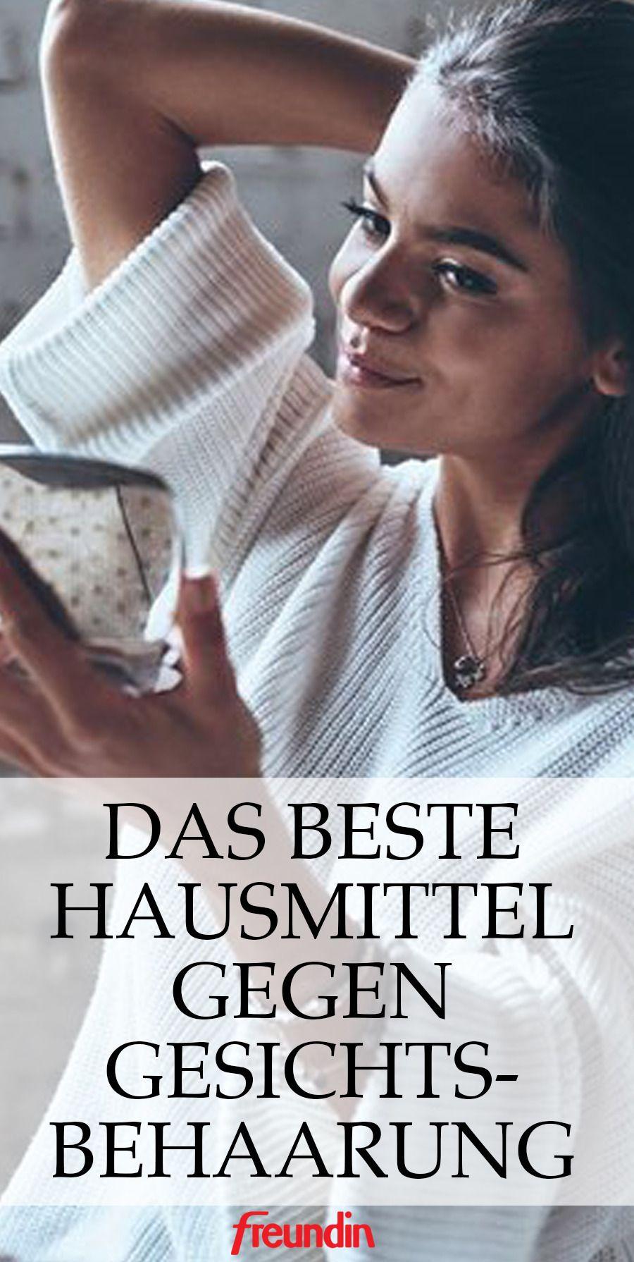 Photo of Dieses Hausmittel hilft gegen Gesichtsbehaarung | freundin.de