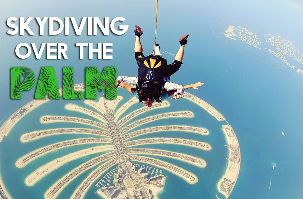 Skydive Dubai Review Flying the Nest Skydiving in