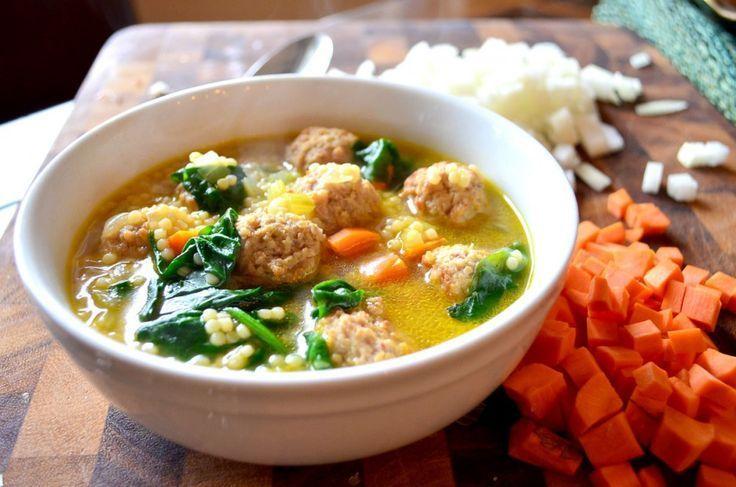 Klassische italienische Hochzeitssuppe   Go Go Go Gourmet - #classic #gourmet #italian #Soup ... #italianweddingsoup