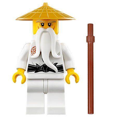 Lego Ninjago Sensei Wu With Staff 70596 Lego Ninjago Sensei Wu Lego Ninjago Shop Lego