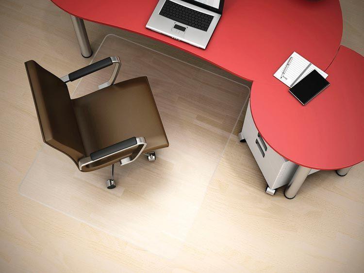 Buy cheap 46 x 60 rectangular chairmat for hard floors by