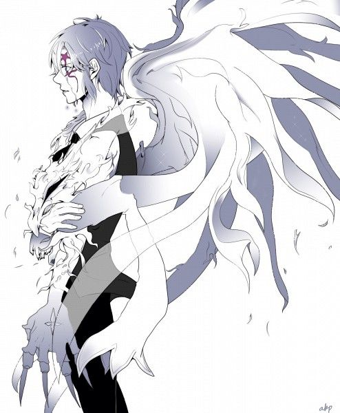 Allen Walker D Gray Man Credits To The Owner Of The Picture I