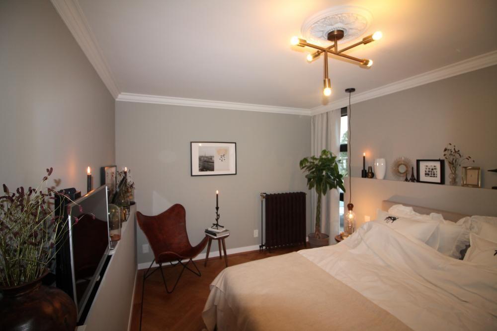 In Eindhoven ziet het groen in de slaapkamer van Esther en Maikel ...