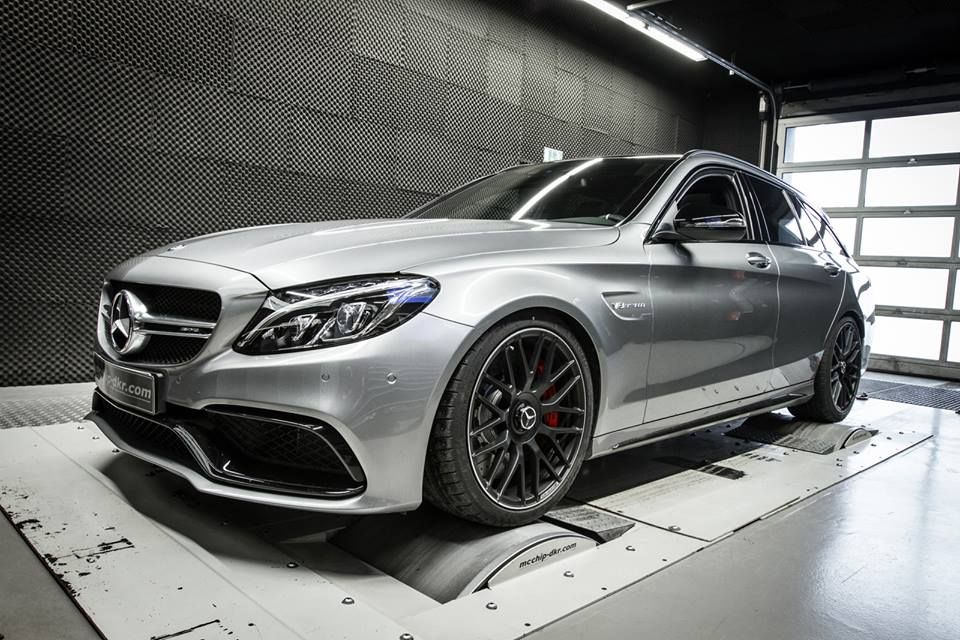 #Mercedes #AMG C63 #Wagon Tuned By #Mccip-DKR http://www.benzinsider.com/2016/01/mercedes-amg-c63-wagon-tuned-by-mccip-dkr/