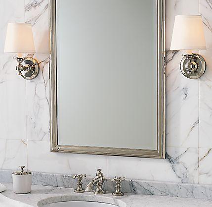 Bathroom sconces put that on your blog comida pinterest bathroom sconces put that on your blog aloadofball Choice Image