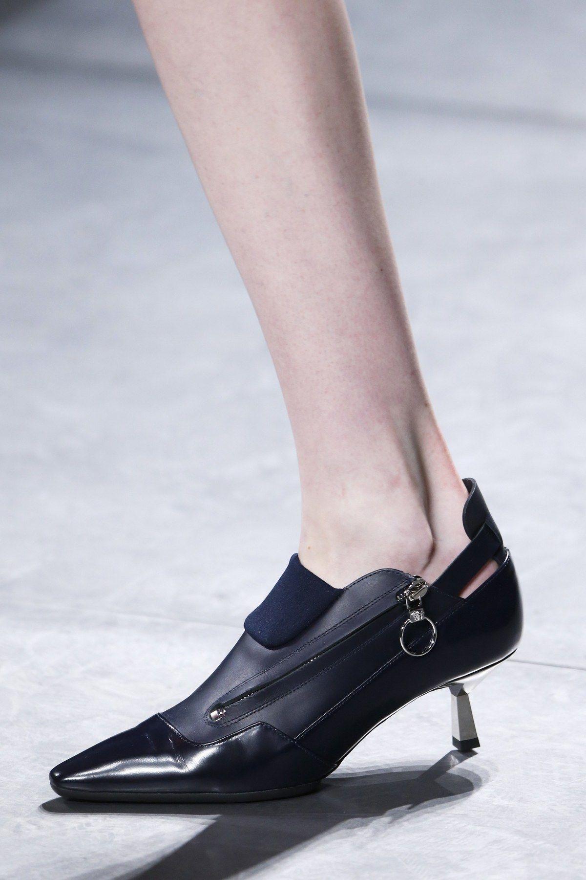 9cfe30fb497 Versace Versace Top, Versace Shoes, Kitten Heels Outfit, Heels Outfits, Shoe  Boots