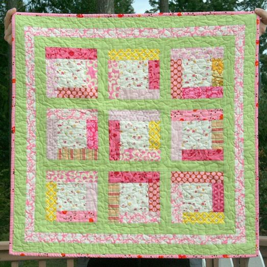 Little houses, take 2 | Cluck Cluck Sew