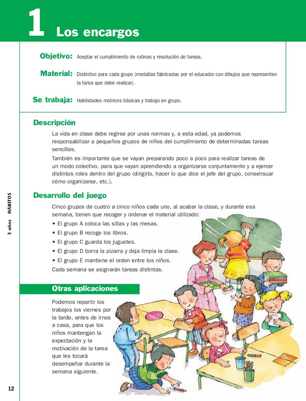 Juegos - Juegos para la educación infantil Preescolar | Jardín de ...