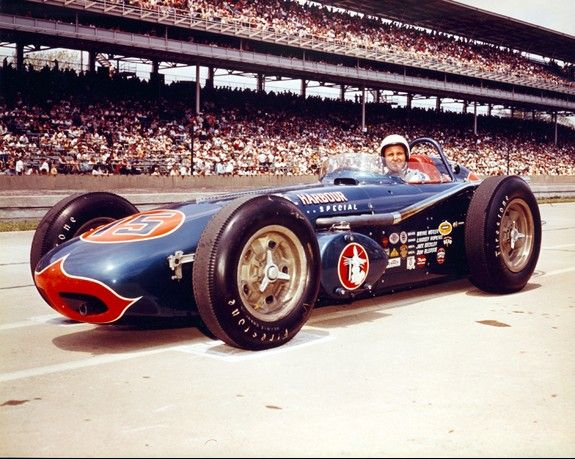 1961 Indy 500