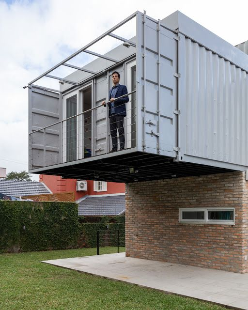 Pin On Container House