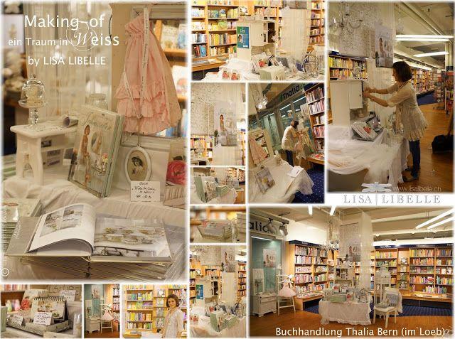 Bookstore Thalia & LISA LIBELLE