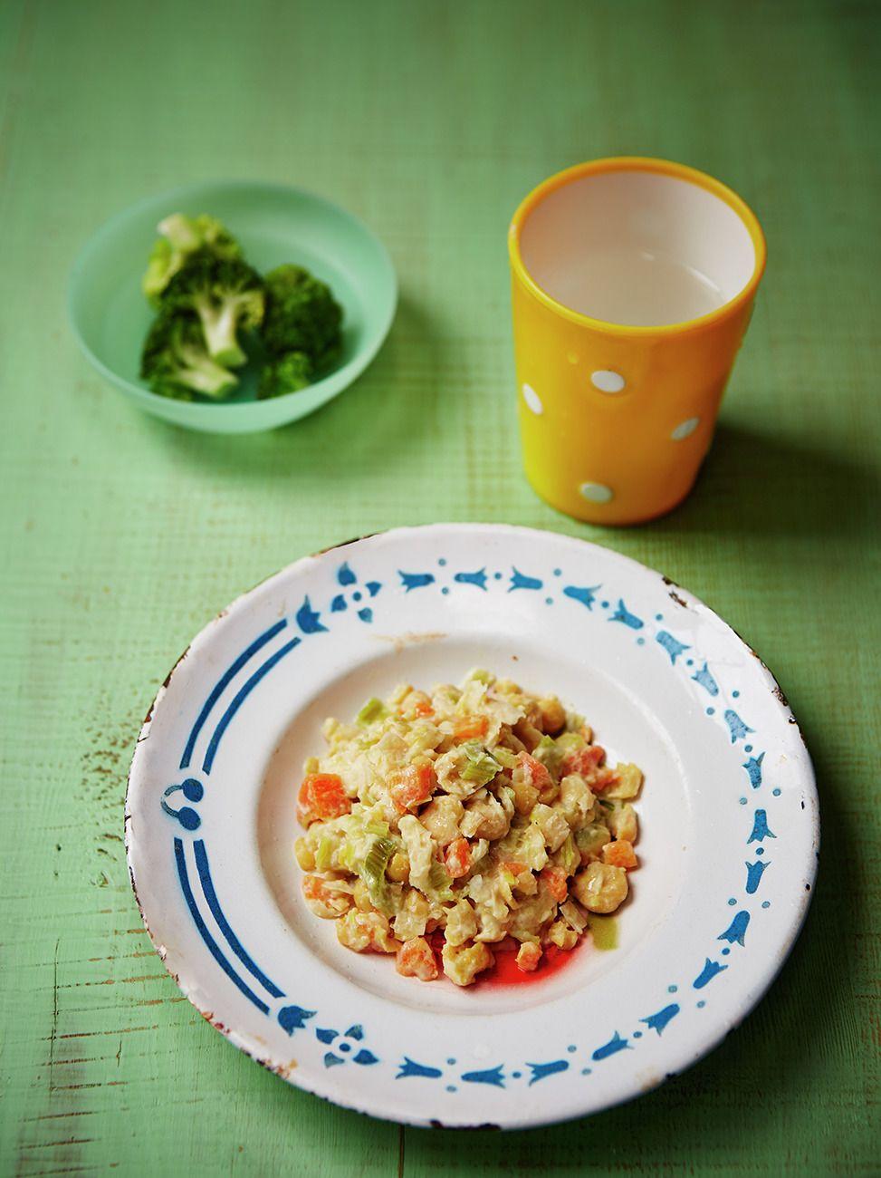 Helen's chickpea, leek & carrot stew Recipe Veggie