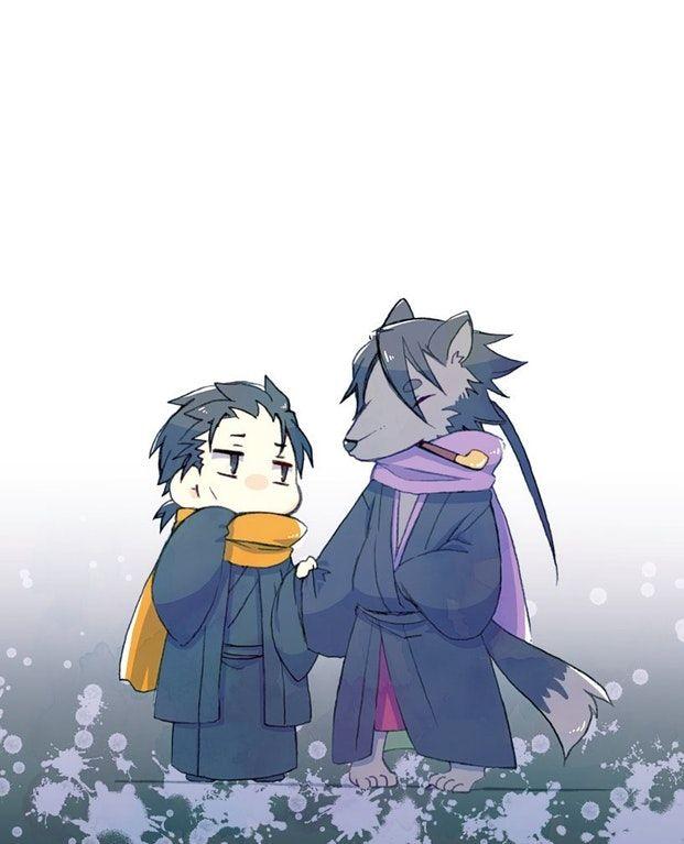 [WN] Oboreru IF Subaru and Halibel