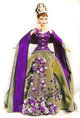 OOAK Barbie NiniMomo's Miss Mexico 2011