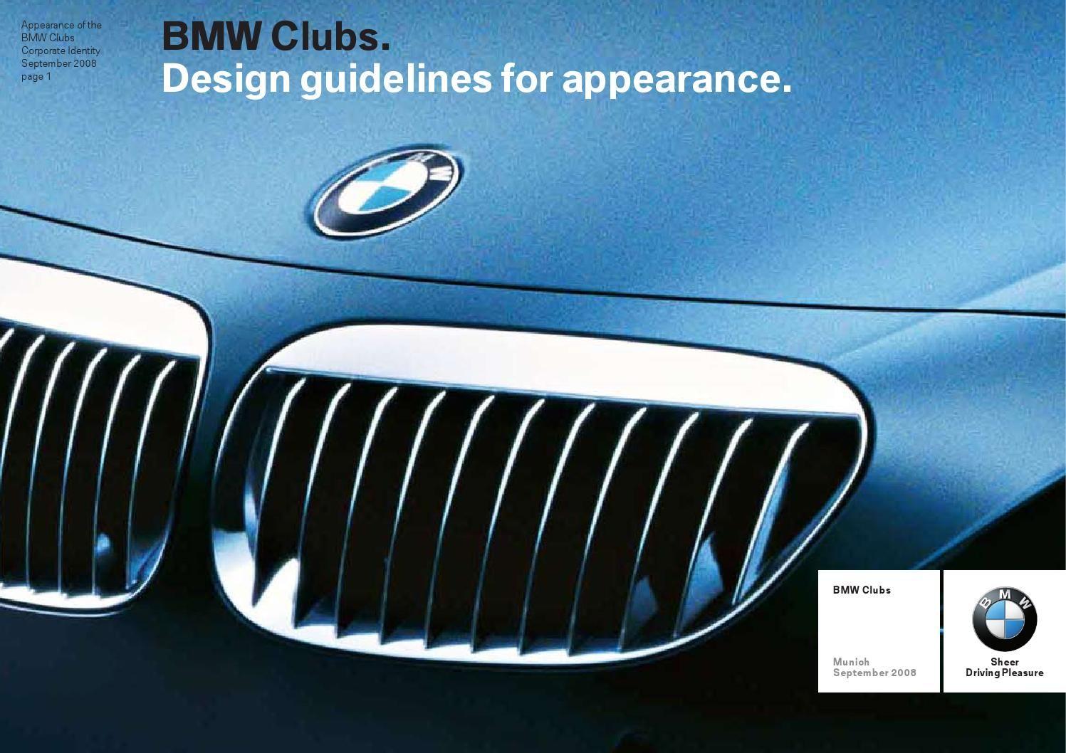 bmw brand guidelines brand books pinterest brand guidelines rh pinterest com bmw corporate identity guidelines pdf Corporate Identity Package