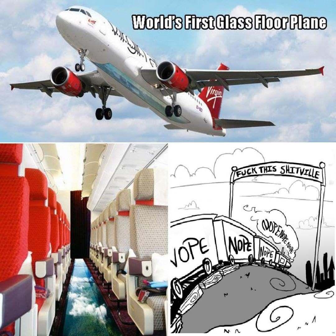 New Type Of Airplane - #funny, #lol, #fun, #funnyjokes, #lolpics, #funnypics,