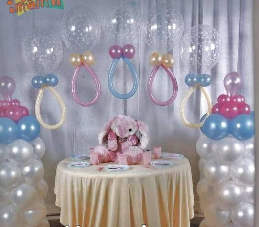 Decoracao De Baby Shower