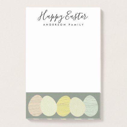 Cute soft subtle pastel easter eggs personalized post it notes cute soft subtle pastel easter eggs personalized post it notes elegant gifts gift ideas negle Choice Image