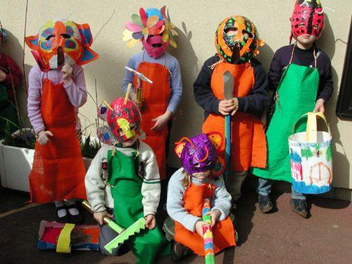 déguisement jardinier maternelle , Recherche Google