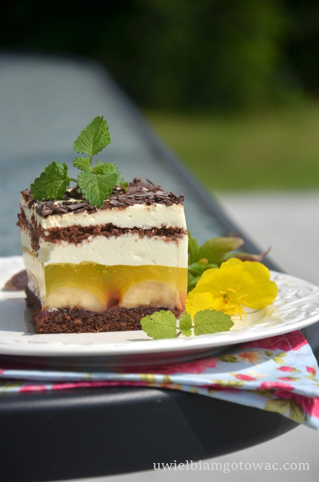 Ciasto Jamajka Desserts Cooking Recipes Food