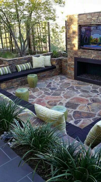 Creative And Beautiful Small Backyard Design Ideas Outdoor