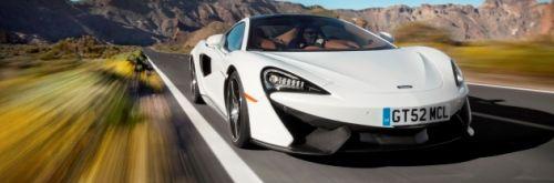 Galerie: Prise de contact McLaren 570GT